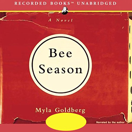 Bee Season audiobook cover art