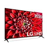 LG 70UN7100 - Smart TV 4K UHD 177 cm (70') con Inteligencia Artificial, HDR10 Pro, HLG, Sonido Ultra Surround, 3xHDMI 2.0, 2xUSB 2.0, Bluetooth 5.0, WiFi [A], Compatible con Alexa