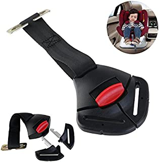 Nicebee 1PCS Car Baby Safety Seat Clip Fixed Lock Buckle Safe Belt Strap Harness Chest Child Clip Buckle Latch Toddler Clamp Black