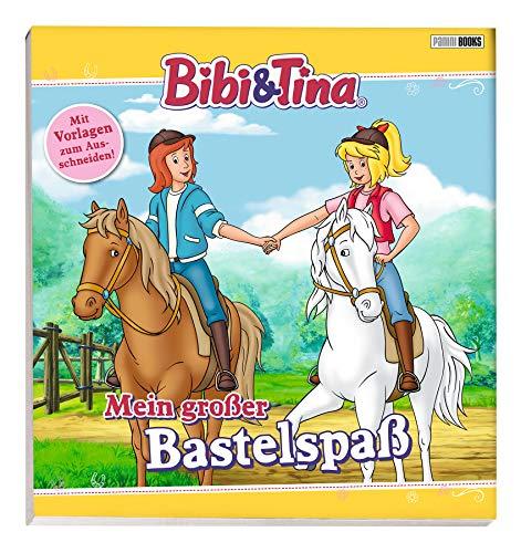 Bibi & Tina: Mein großer Bastelspaß: Mit Vorlagen zum Ausschneiden!