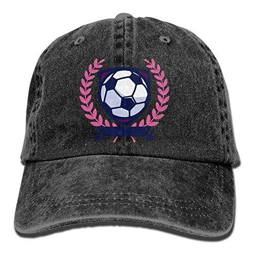 yting Logotipo del fútbol del Dril de Las Gorras de béisbol del Casquillo del Sombrero de la...