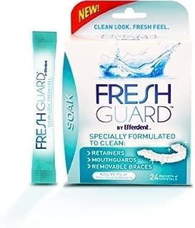 Fresh Guard Soak Crystals 24 Packt (pack of 2)