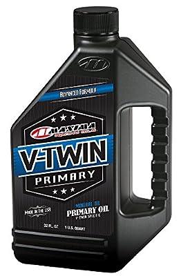 Maxima Racing Oils 40-04901 V-Twin Mineral Engine Oil - 32 fl. oz.