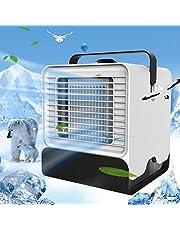 Draagbare Air Cooler Persoonlijke Ruimte USB Mini Licht Desktop Conditioner Ventilator voor Office Thuis