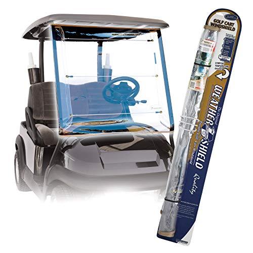 The Original Weathershield Golf Cart Windshield