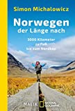 Norwegen der Länge nach: 3000 Kilometer zu Fuß bis zum Nordkap (German Edition) gps europe Oct, 2020