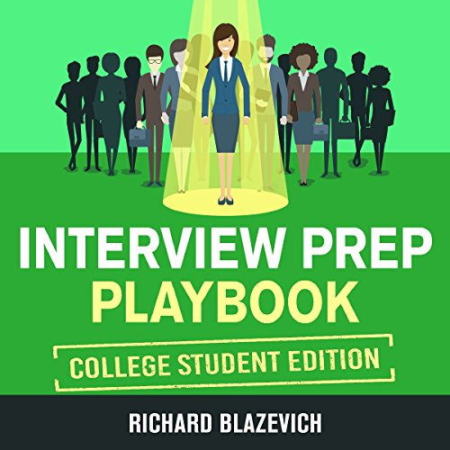 Interview Prep Playbook audiobook cover art