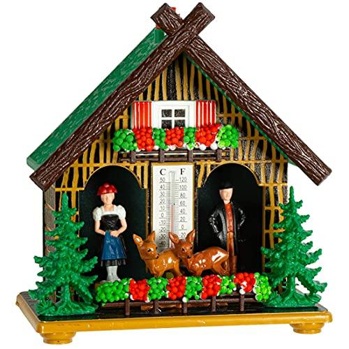 Trenkle Wetterhaus aus Kunststoff, wetterfest TU 890