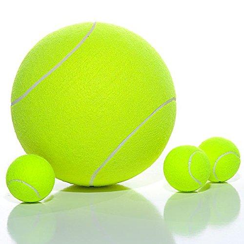 TREND Palla da Tennis Jumbo della Stessa consistenza di Una Piccola Pallina da Tennis - 35 cm di Diametro
