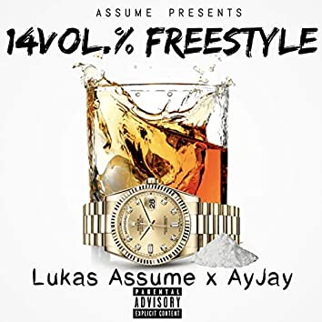 14Vol.% Freestyle (feat. AyJayy)