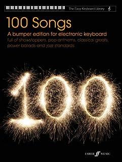 Easy Keyboard Library:100 Songs