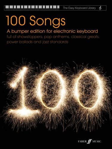 Easy Keyboard Library: 100 Songs - Bumper Book