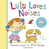 Lulu Loves Noises by Camilla Reid(2015-06-23)
