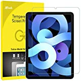 JETech Screen Protector for iPad Air 4 (10.9-Inch, 2020 Model, 4th Generation), Tempered Glass Film