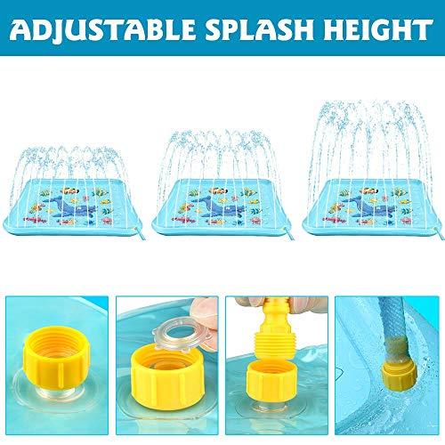 EpochAir Splash Pad - 67
