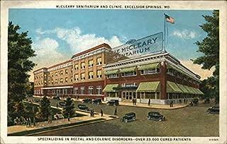 sanitarium clinic
