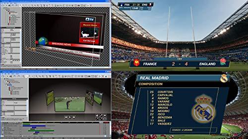 DELTA-cg NDI® Sports & News