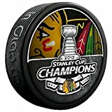 Sher-Wood 2013 Chicago Blackhawks Stanley Cup Champions Puck