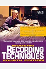 By David Miles Huber - Modern Recording Techniques (4th Edition) (1997-05-16) [Paperback] Paperback