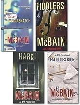 Ed McBain 87th Precint Collection 4 Books Set Pack. (Ed McBain Collection) (Fiddlers, Fat Ollies Book, The Frumious Bander...
