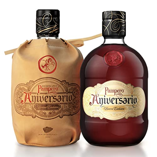 Pampero -   Aniversario Rum (1