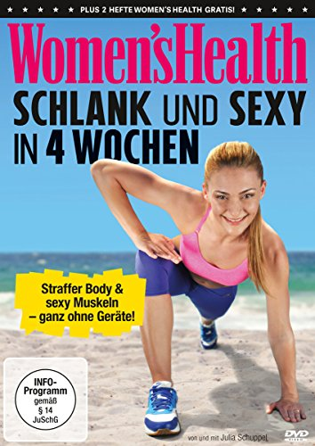 Women\'s Health - Schlank & Sexy in 4 Wochen
