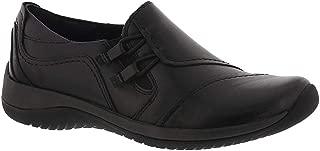 earth Shoes Womens 602468WWLEA Hawk Black Size: 6.5