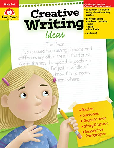 Compare Textbook Prices for Creative Writing Ideas, Grades 2-4 Teacher ed. Edition ISBN 9781557996077 by Evan Moor