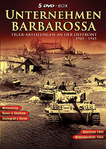 Unternehmen Barbarossa - Deluxe Edition (6 DVDs)