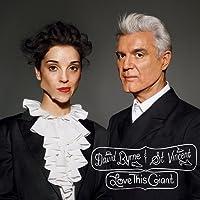 David Byrne & St.Vincent - Love This Giant [Japan CD] BGJ-10156 by David Byrne & St.Vincent (2012-09-26)
