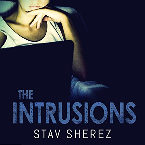 The Intrusions audiobook cover art