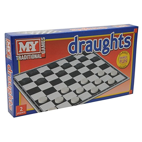 Toyland Family Game Draughts Conseil Traditionnel
