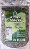 Get Chia Brand 1 Pound Chia Seeds 1 Pound Bag