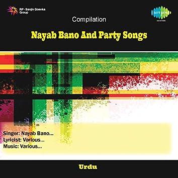 Nayab Bano and Party Songs