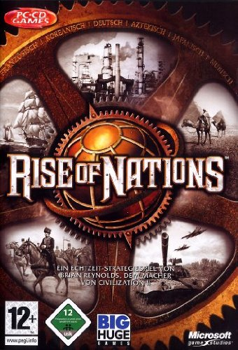 Rise of Nations [Edizione: Germania]