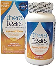 Theratears Nutrition 1200mg Omega-3 Supplement 90 Capsules (2 Pack)