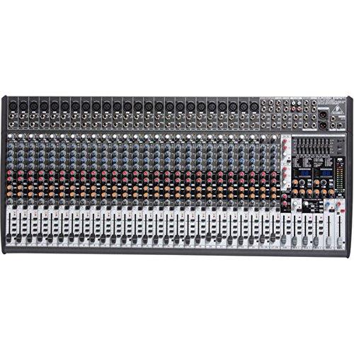 Behringer Eurodesk SX3242FX Ultra-Low Noise Design 32-Input 4-Bus Studio/Live Mixer