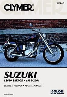 Clymer Suzuki LS650 Savage 1986-2004 (Clymer Motorcycle Repair)