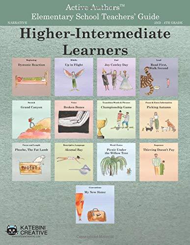 Katebini Creative Active Authors Higher-Intermediate Learners Teacher's Guide: Volume 3 (Katebini Creative Active Authors Teachers' Guides)