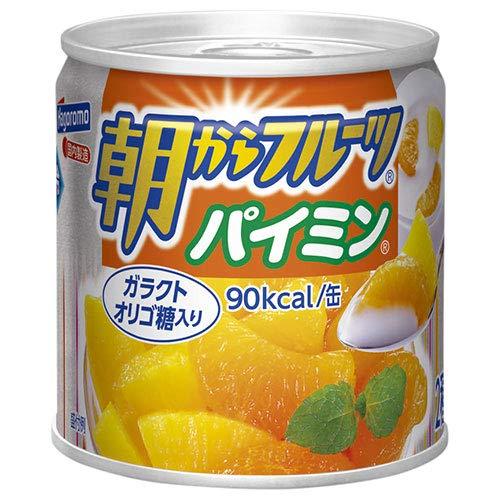 はごろもフーズ 朝からフルーツ パイミン190g缶×24個入×(2ケース)
