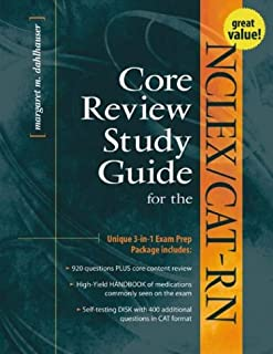 NCLEX/CAT-RN Core Review Study Guide