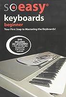 So Easy Keyboard Level 1 Beginner [DVD] [Import]