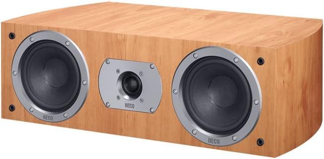 Heco Victa Prime Center 102 Cognac 2 Wege Bassreflex Centerlautsprecher Audio Hifi