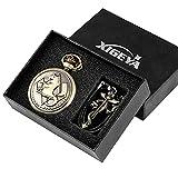 Reloj de bolsillo Reloj de bolsillo de plata / bronce Reloj de...