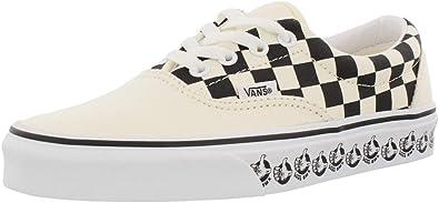 Amazon.com   Vans Era BMX Mens 7.5/Womens 9,Color: White/Black   Shoes