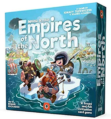 Imperial Settlers-Empires of the North Tedesco-Gioco-PEGASUS-OVP