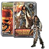 NECA Pirates of The Caribbean: Dead Mans Chest Cannibal Jack Sparrow