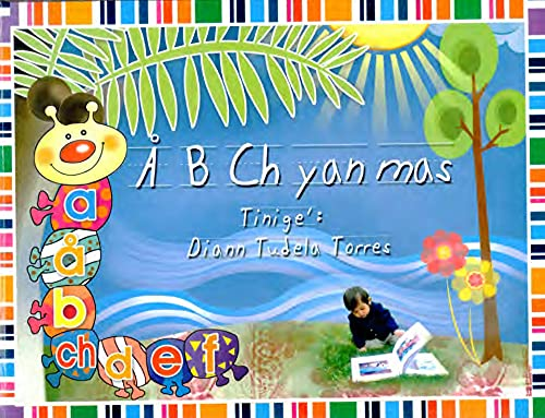 Å B Ch yan mas: A B C and more (English Edition)