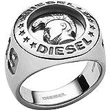 Diesel DX1231040512 - Anillo para Hombre, Talla 23