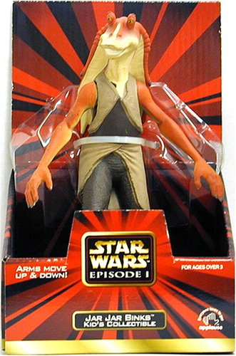 Star Wars Jar Jar Kids Doll (japan import)